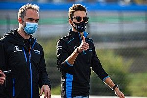 Russell won't change approach despite Imola safety car crash