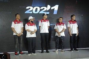 Resmi Diluncurkan, Mandalika Racing Team Indonesia Ramaikan Persaingan Moto2 2021