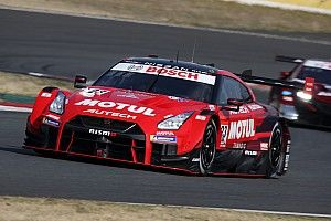 Nissan Puncaki Tes Final Super GT 2021