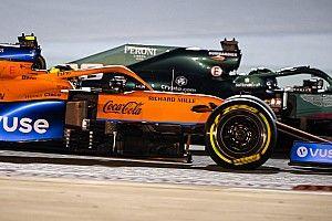 McLaren не хватает уверенности в быстрых поворотах