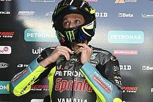 """Rossi megtette az első köreit a Petronas SRT-vel: """"Ez furcsa volt..."""""""