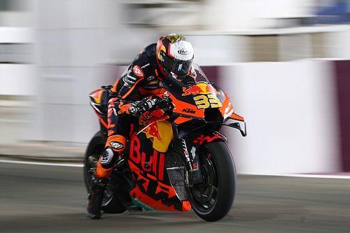 Binder optimistisch na moeizame Qatar-test voor KTM