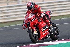 """Bagnaia: """"Ducati nunca me ha hecho sentir como el segundo piloto"""""""