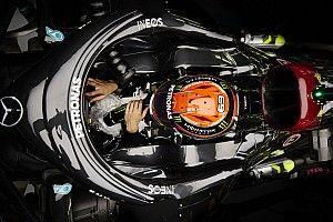 Russell, idol olarak Schumacher'i görüyor