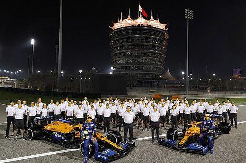 F1 2020, Musim yang Menantang Kemampuan Adaptasi McLaren