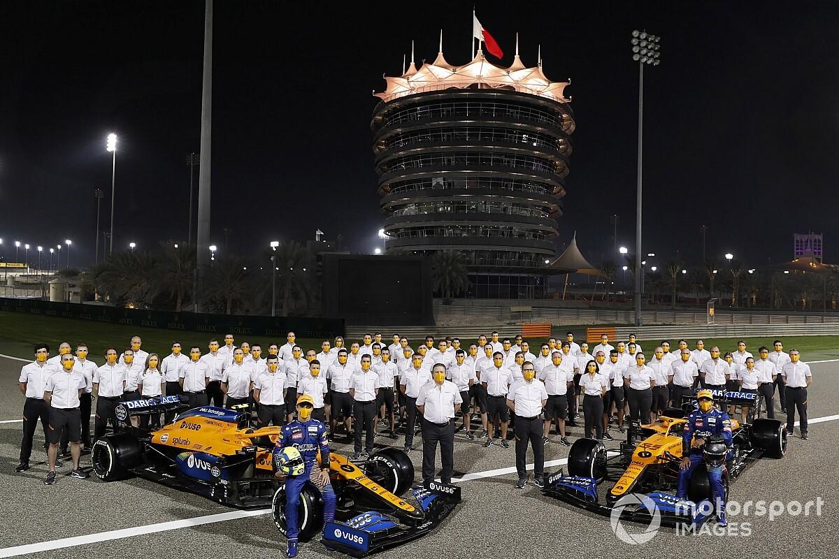 """McLaren: """"Racing Point'i geçebilmemiz için temiz bir hafta sonu şart"""""""
