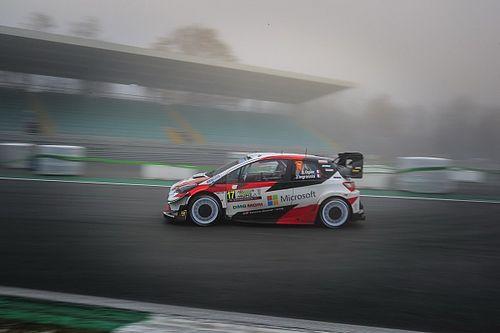 Ogier creuse l'écart à Monza, Tänak prend l'avantage sur Sordo