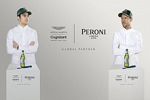 Az Aston Martin név hozza a legtöbb szponzort, nem Vettel