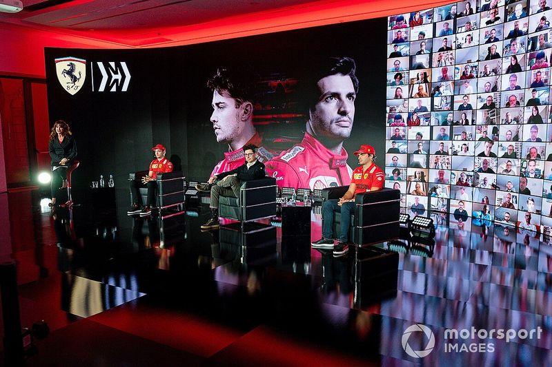 Ferrari'nin 2021 takım lansmanından öğrendiğimiz beş şey