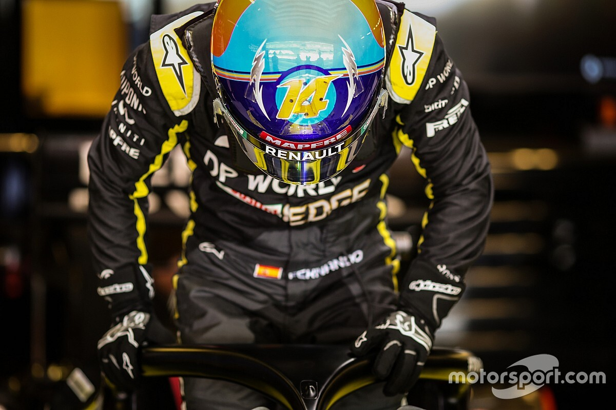 Ocon: Alonso tudja, hogyan borzolja a kedélyeket
