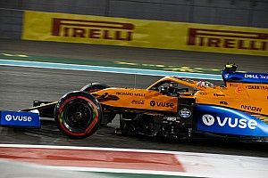Norris surprised by small gap to Abu Dhabi GP pole