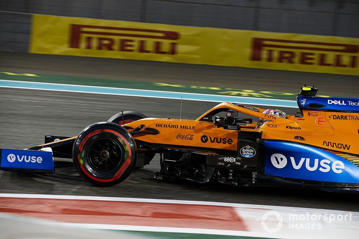 McLaren annonce la vente d'un tiers de son écurie