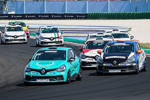 A ruote ferme la Clio Cup Italia celebra i Campioni del 2020