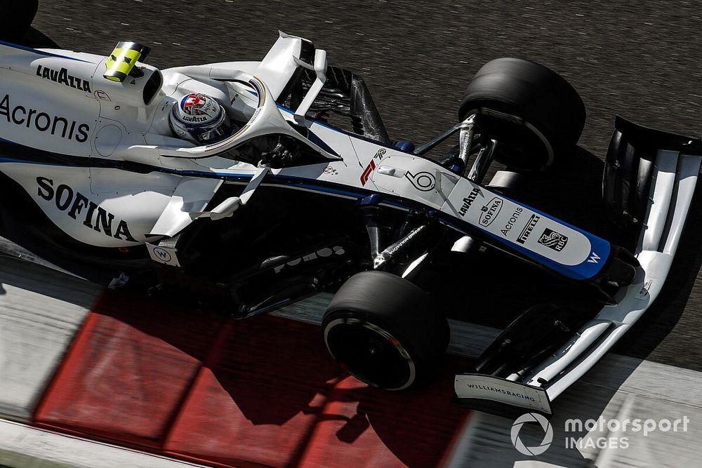 Latifi, COVID-19 endişesiyle neredeyse İspanya GP'yi kaçırıyormuş