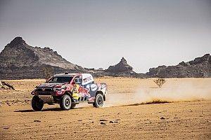 Dakar 2021, Stage 4: Al-Attiyah beats Peterhansel to win