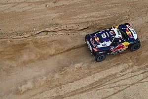 Dakar 2021, Stage 6: Mini driver Sainz takes dominant win