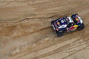 Sainz vence en la sexta etapa del Dakar 2021