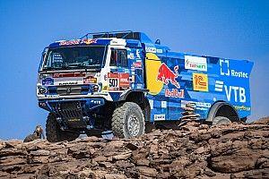 Dakar, Camion, Tappa 4: vince Sotnikov, affonda Viazovich
