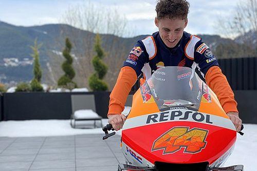 """Pol Espargaró, ante un """"estreno memorable"""" con Honda en MotoGP"""