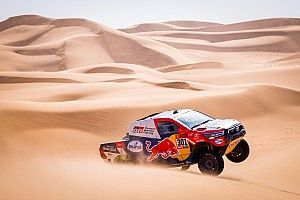 "Al-Attiyah targets ""two key stages"" to secure Dakar win"