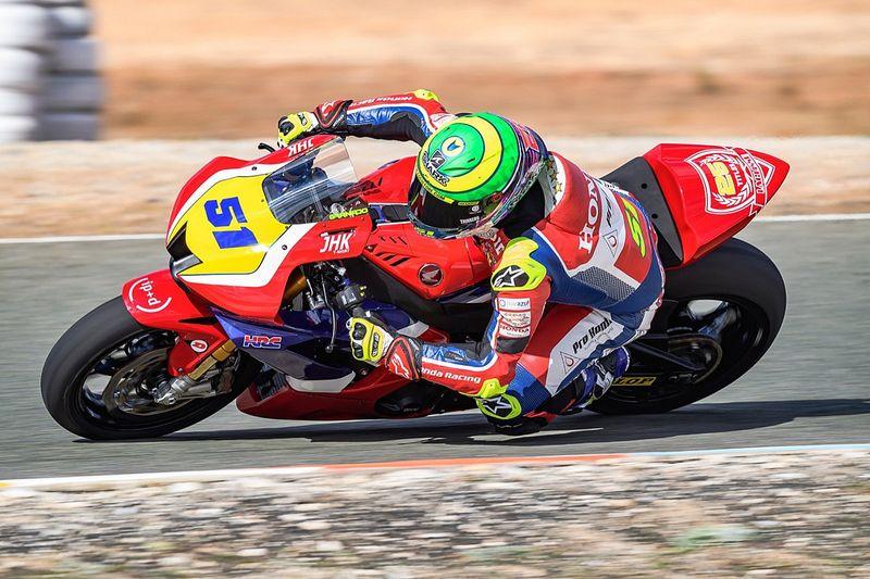 Granado estreia no Espanhol de Superbike em Jerez no fim de semana