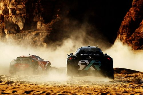 XE to use slower Senegal circuit to boost overtaking