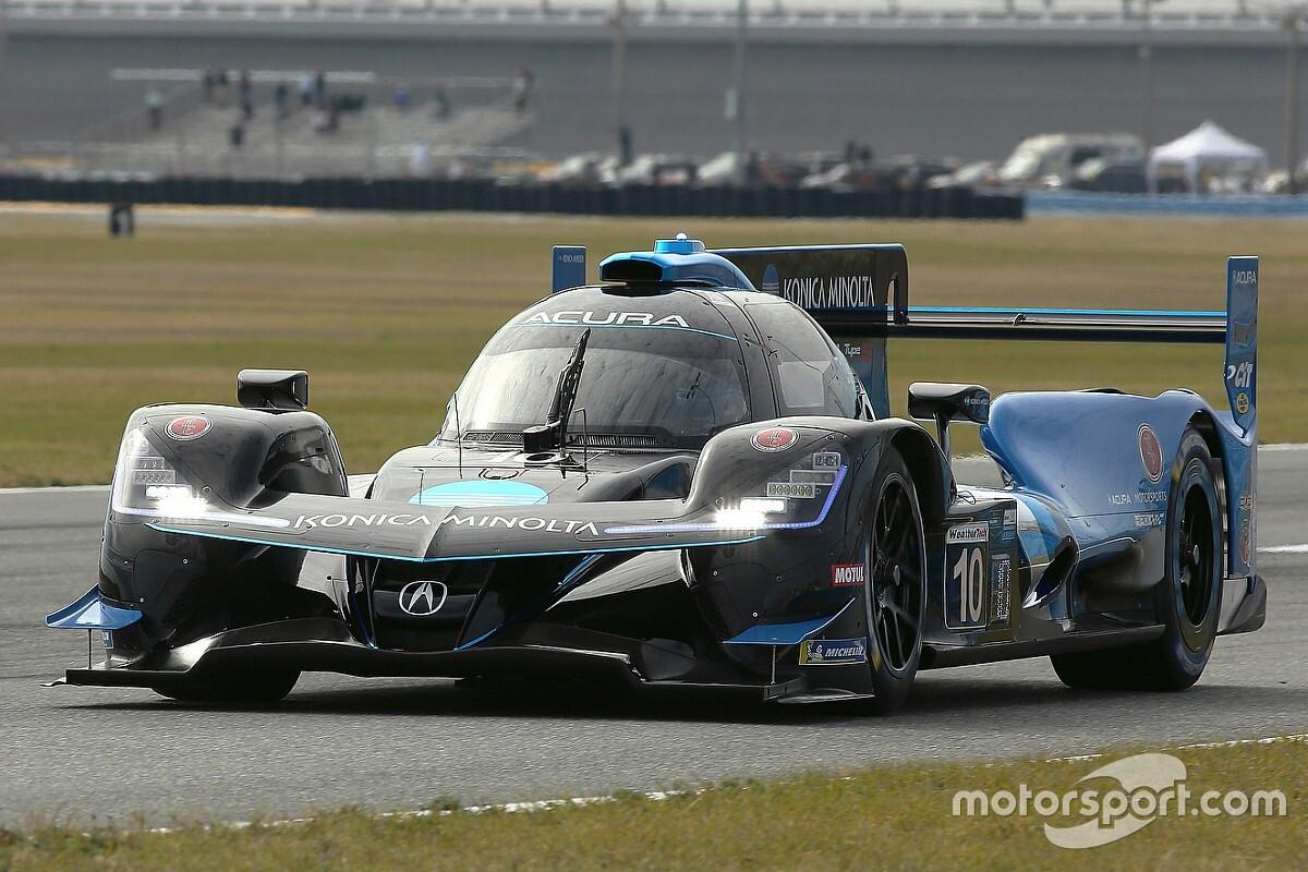 Acura rejoint Audi et Porsche en LMDh