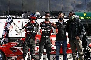 Action Express gana la carrera clasificatoria y la pole para Daytona