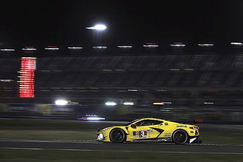 Antonio García cede el liderato a mitad de las 24 horas de Daytona