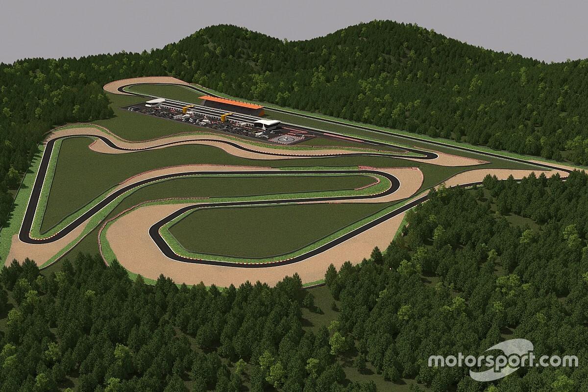 В Испании начали строить новую трассу с прицелом на Ф1 и MotoGP