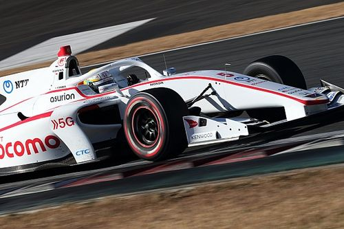 Fuji Super Formula: Yamamoto earns third title, Tsuboi wins