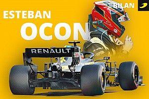 Bilan 2020 - Avertissement sans frais pour Ocon avant Alonso