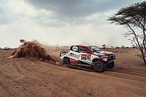 Las primeras imágenes del Dakar 2021: el shakedown en Yeda