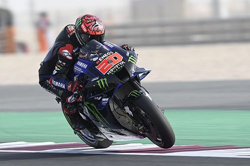 Doha MotoGP: Quartararo tops wind-affected FP3, Mir to Q1