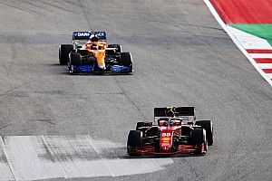 How Ferrari gained a new edge over McLaren in the best-of-the-rest F1 2021 battle