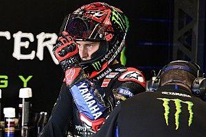 """Quartararo n'a """"pas le rythme suffisant"""" pour le podium"""