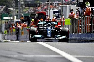 """Red Bull: No major issue with Hamilton """"gamesmanship"""" in Q3"""