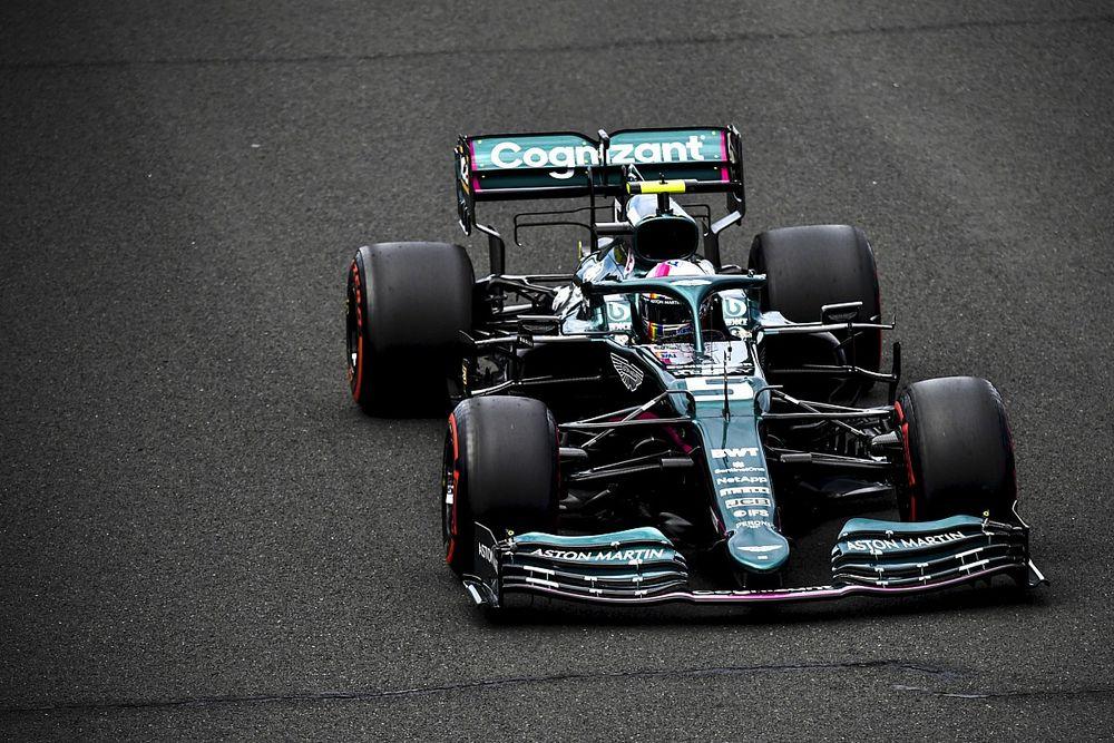 Hivatalos: Az Aston Martin visszavonta a fellebbezését, Vettel kizárása végleges!