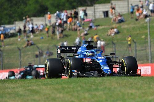 """Alonso: """"Direksiyondaki değişiklikler, sürüş tarzım açısından kritikti"""""""