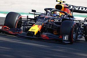 Por qué Sergio Pérez no adelantó a Verstappen y ni a Hamilton