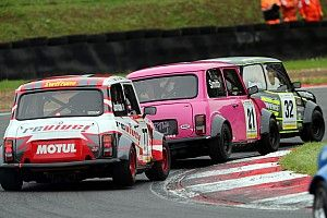 Mini thrills at Brands Hatch, while VSCC puts on a show at Mallory Park