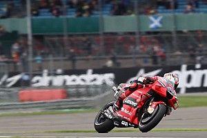 Miller sent que la Ducati a gagné en agilité à Silverstone