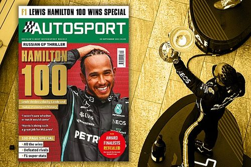 Magazine: Lewis Hamilton 100 F1 wins special, Russian GP review