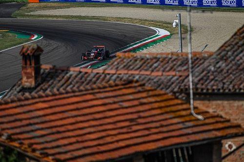Euroformula Open Imola: Crawford pole'de, Cem 3. sırada