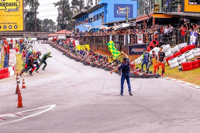Eventos no KGV selecionam brasileiros para Endurance e Slalom do FIA Motorsport Games
