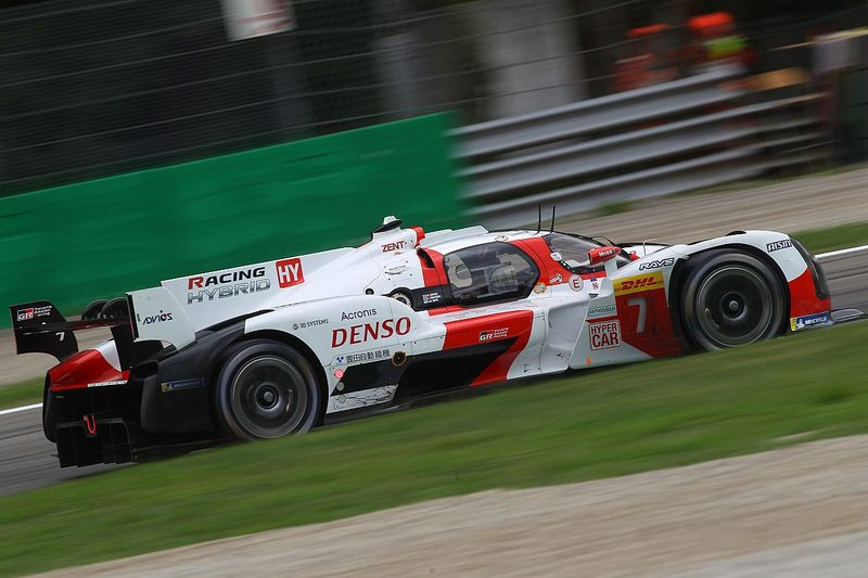 Toyota, Alpine get weight reduction for first Bahrain WEC race