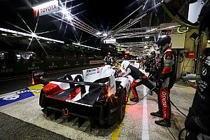 Le Mans 24h, H12: Toyota, Ferrari maintain control at halfway point