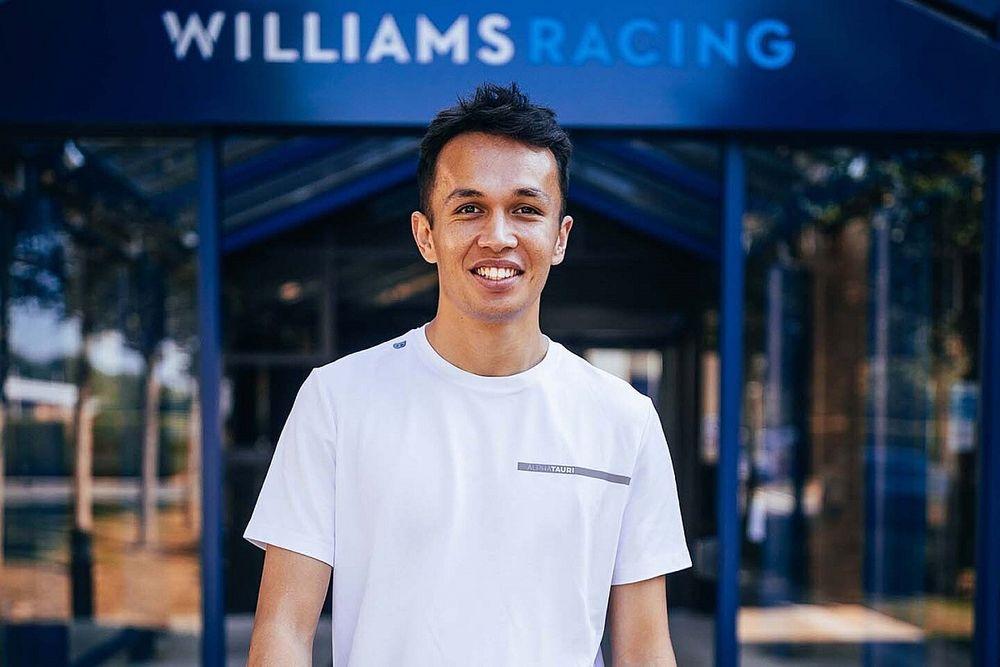 Resmi: Albon, 2022 yılında Williams'la F1'e dönüyor!