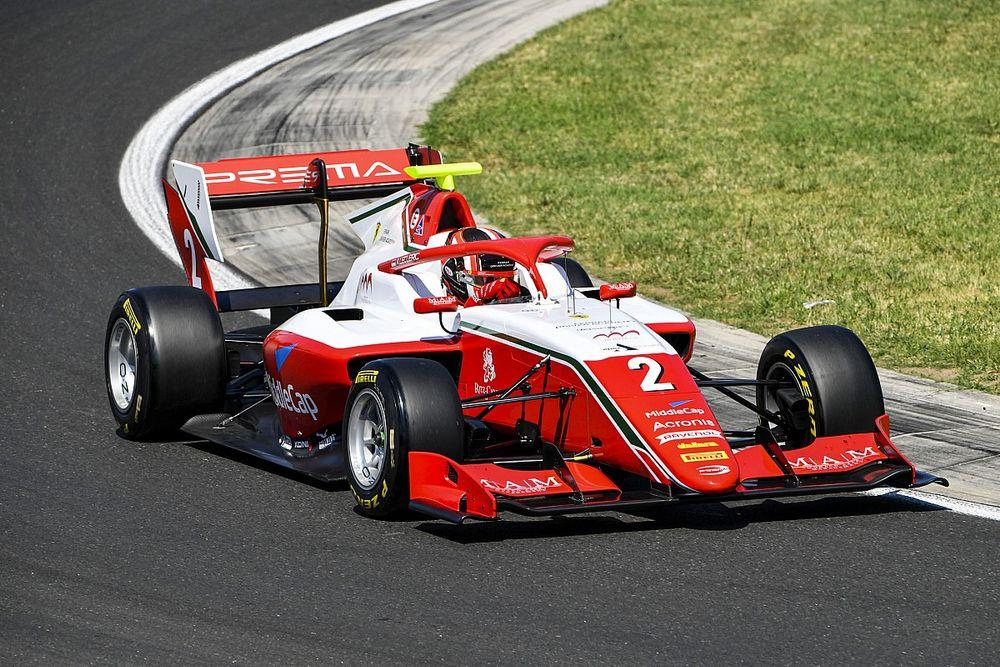 F3, Zandvoort Gara 1: monologo di Leclerc, show di Hauger