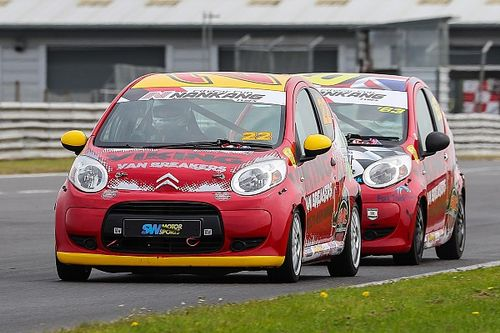 Grindrod grabs third in Autosport National Driver Rankings